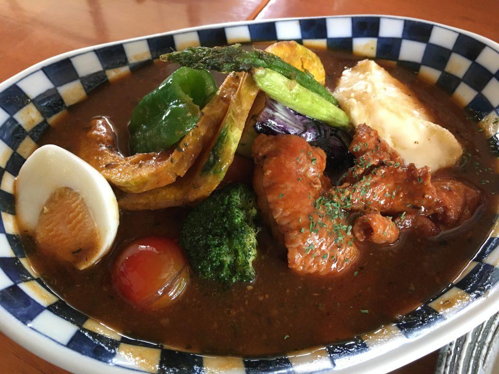 安曇野スープカレー