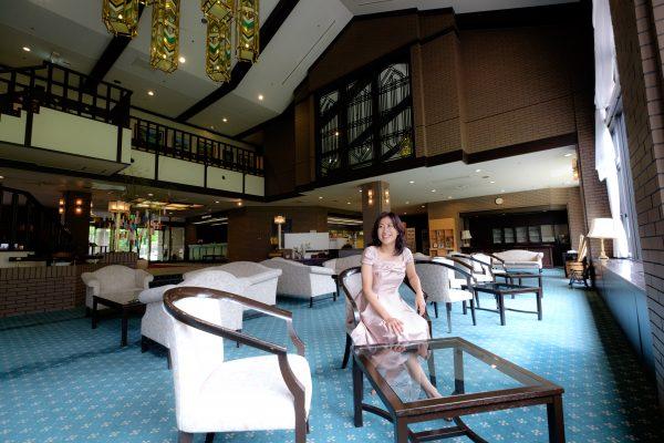 安曇野ホテルのプロフ