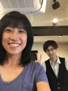 阪急 川西能勢口 美容院 カウスリップ ヘアークリニック でクセ毛をサラツヤに。コメダで隣の女子の会話に脳内で参加した。