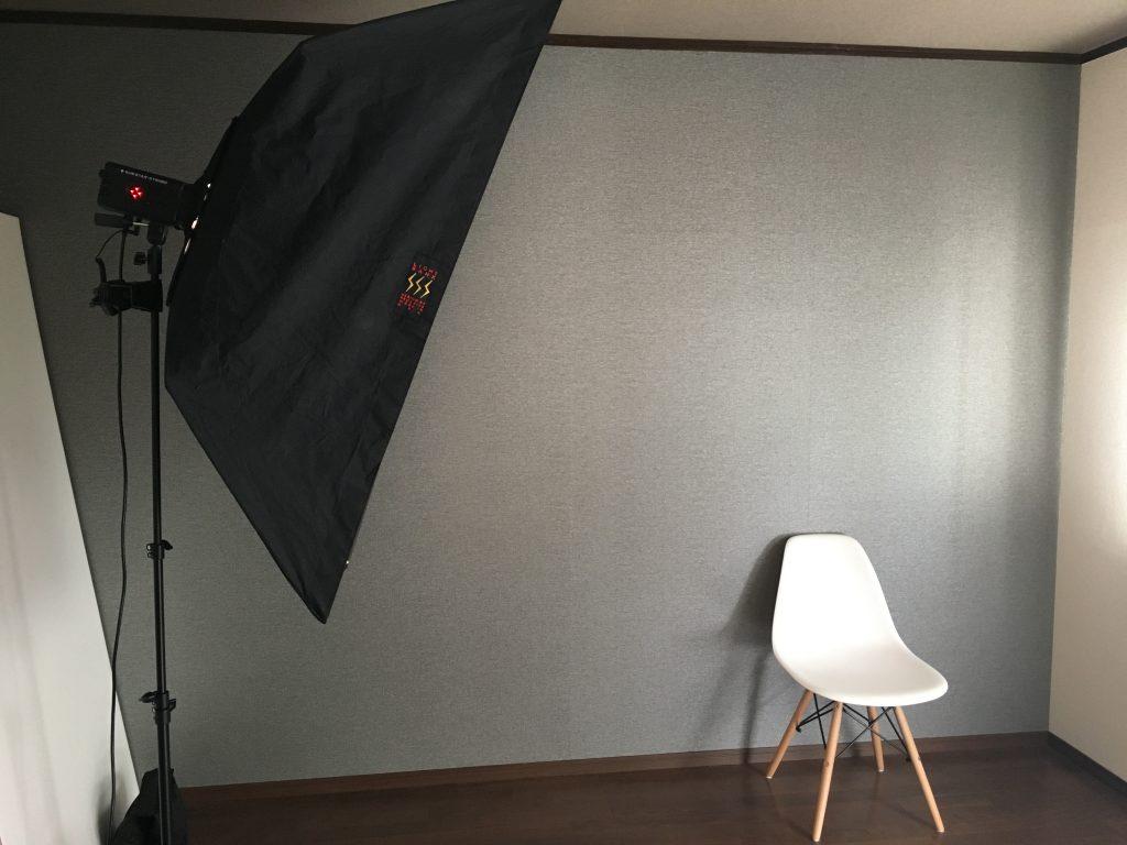 田口剛さんの自宅スタジオ