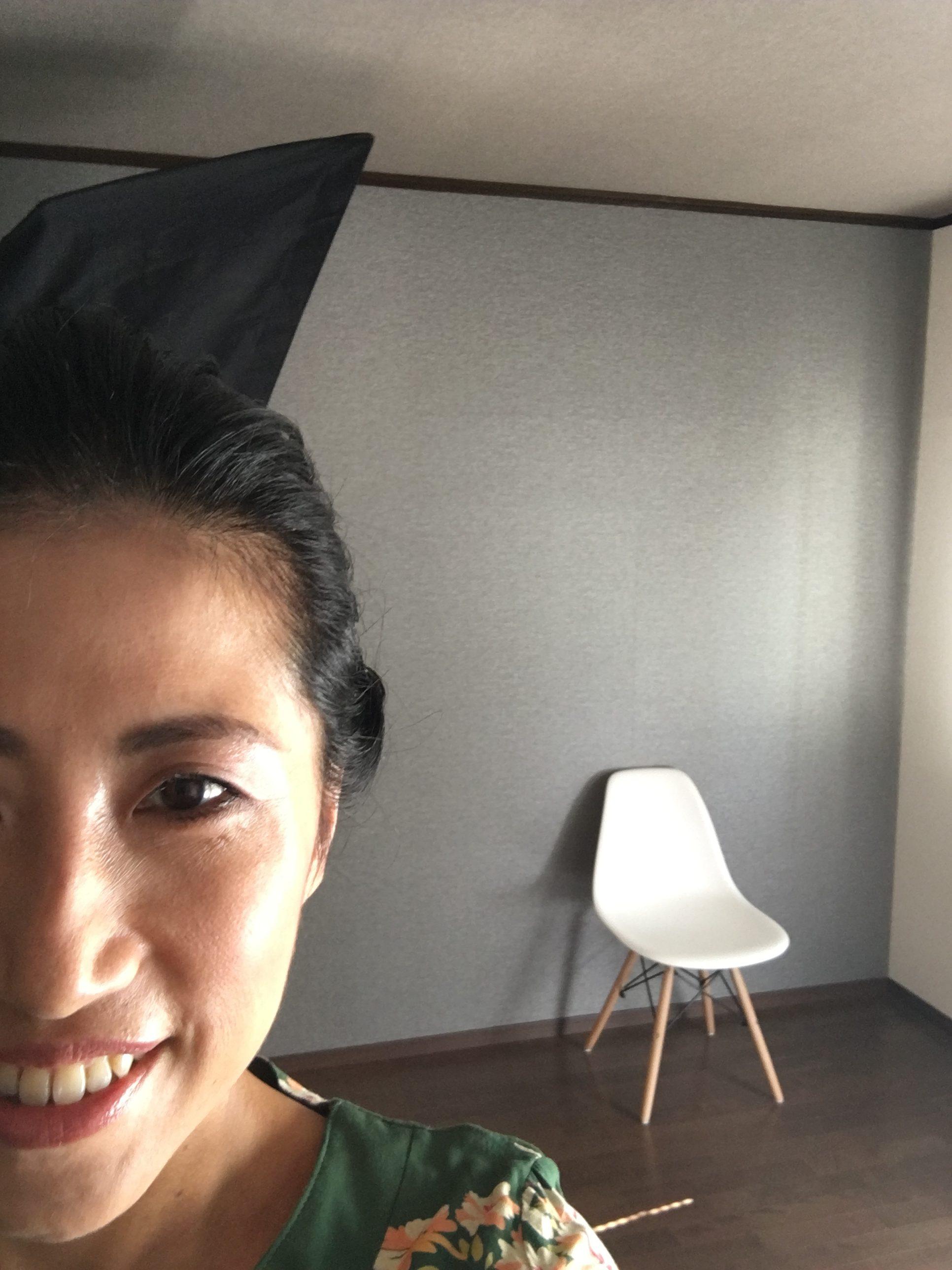 田口剛さんのスタジオで撮影