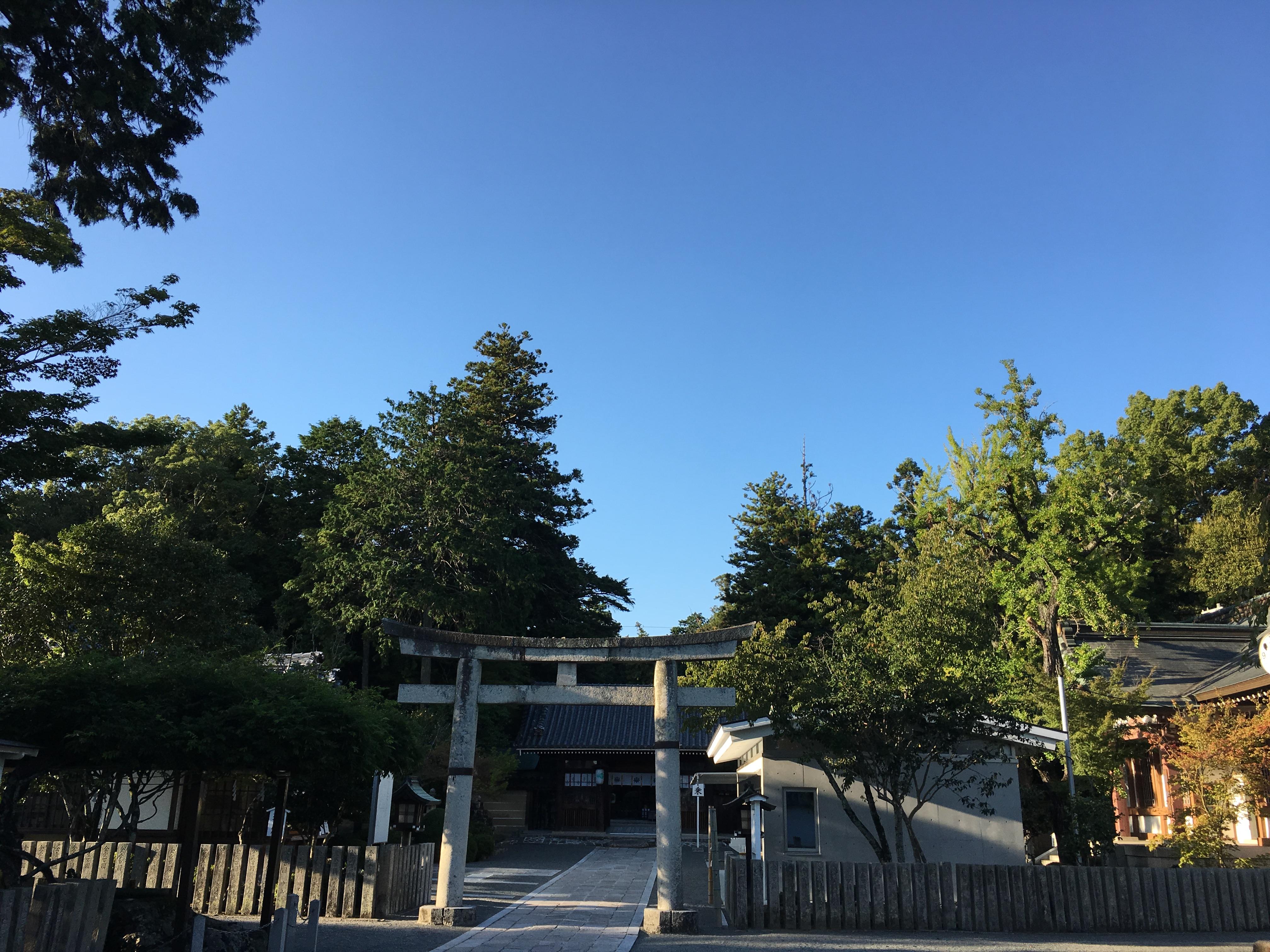 三十日詣多田神社
