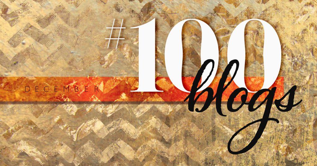 100ブログチャレンジに参加しています。
