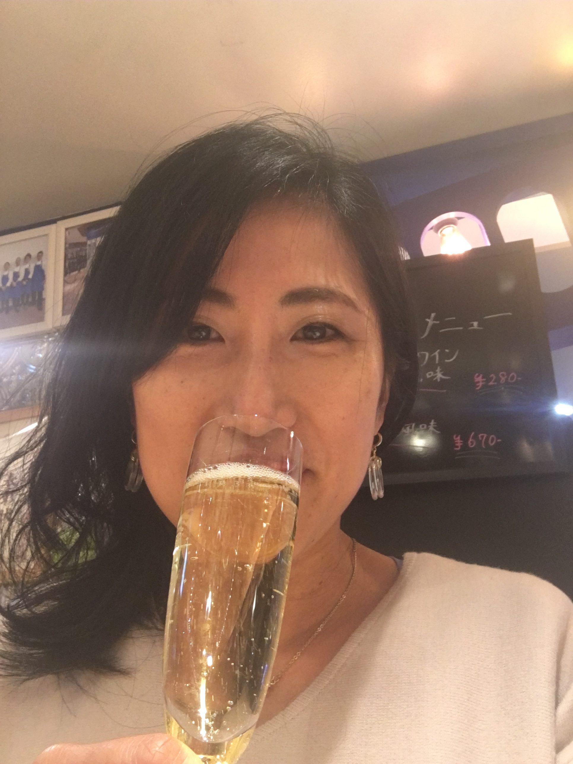 赤白 新大阪店フレンチおでんがめっちゃ美味しかった。AM11:30からの朝シャン。