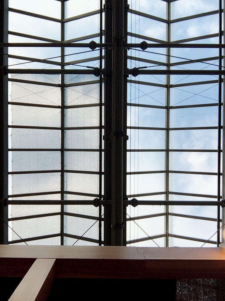 コメダの天井