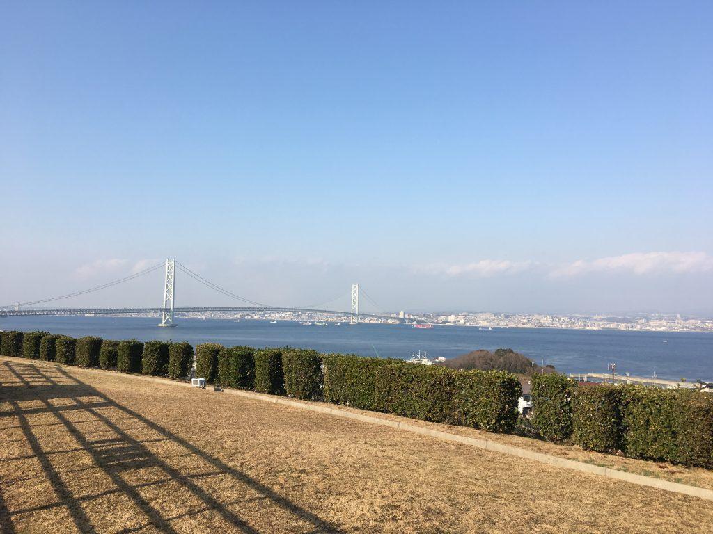 明石海峡位大橋