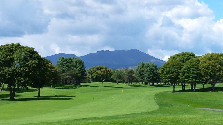 北海道のゴルフ場